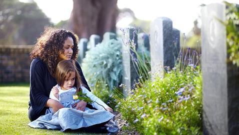 Resultado de imagen de miedo a la muerte en los niños