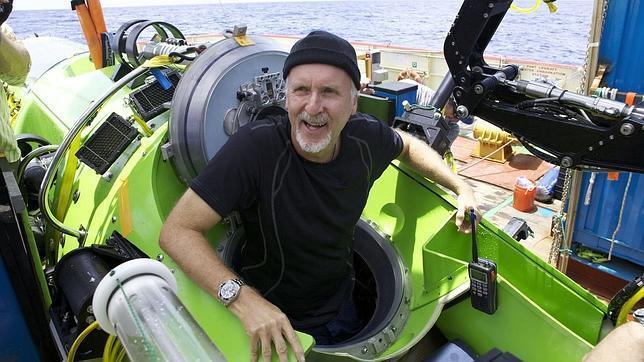 James Cameron dona a la ciencia el submarino con el que descendió al punto más profundo del océano