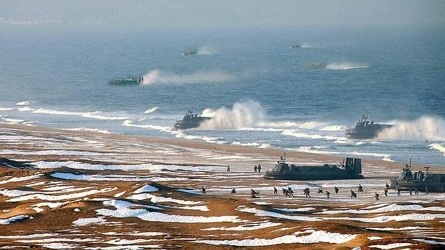 Corea del Norte multiplica su amenaza (con Photoshop)
