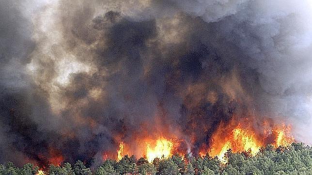 Diseñan un dispositivo que alerta de un incendio forestal en 30 segundos