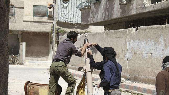 El juego de la CIA en Siria