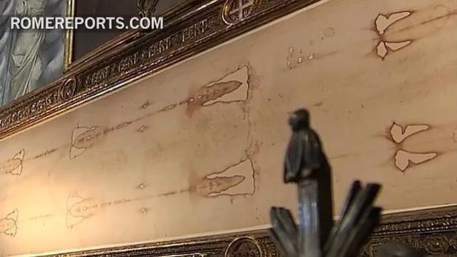 Una aplicación móvil muestra los secretos de la Sábana Santa de Turín