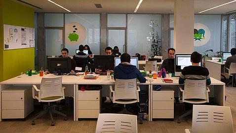 Emprendedores por ley for Viveros salamanca