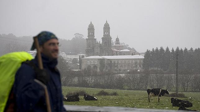 La crisis y la lluvia, causas de que lleguen menos peregrinos en Semana Santa