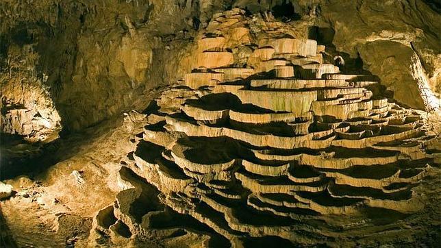Las más asombrosas cuevas del mundo