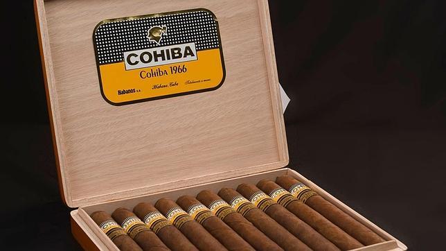 El gobierno cubano denuncia el robo de la marca de puros «Cohiba»