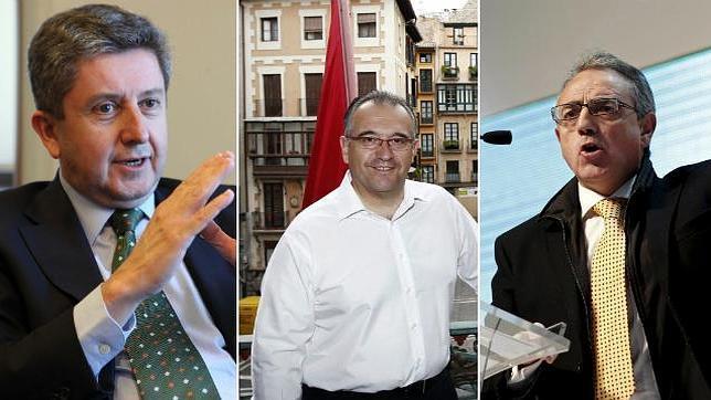 La juez imputa al alcalde de Pamplona, al expresidente Miguel Sanz y al exconsejero Miranda por las dietas de Caja Navarra