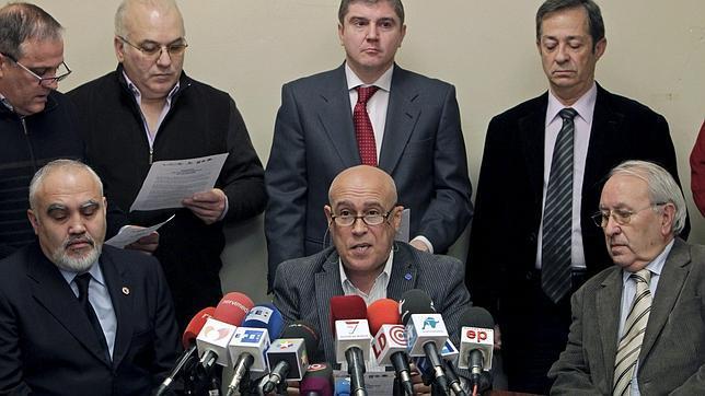 El Ejército sanciona al presidente de AUME por sus reivindicaciones en medios