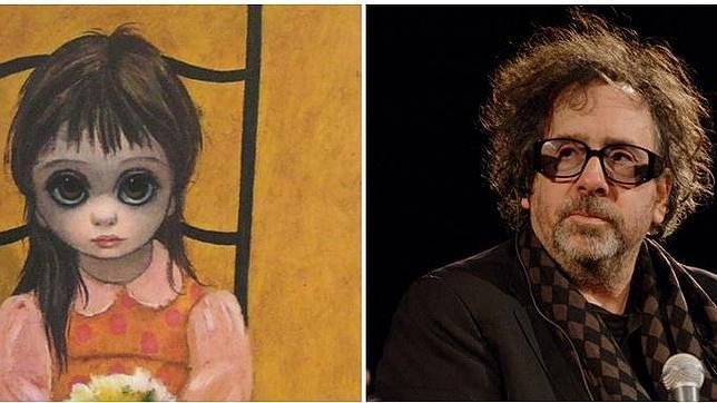 Tim Burton dirigirá «Big Eyes» y ficha a Christoph Waltz y a Amy Adams