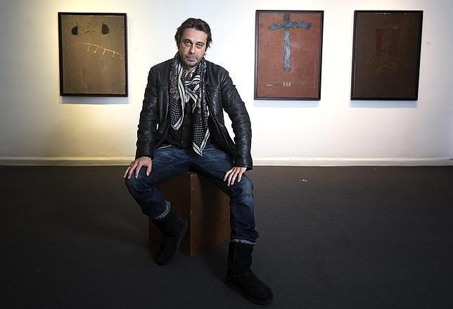 Jordi Mollá: «Le he vendido diez de mis cuadros a Johnny Depp»
