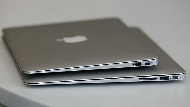 Apple patenta su propio MacBook convertible en «tablet»