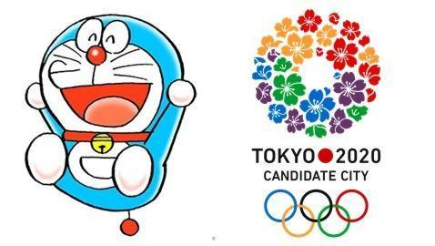 Tokio 2020 Ficha A Doraemon Como Embajador Olimpico
