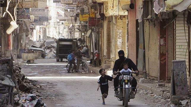 Empezó la tercera guerra mundial y aquí todos echándonos unas risas Siria--644x362