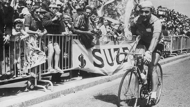 Muere el legendario ciclista Miguel Poblet