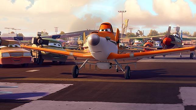 ¿Quién es quién en «Aviones», lo nuevo de Disney?