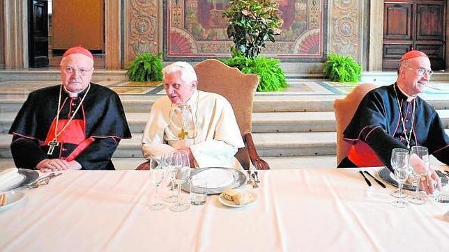 Las razones de Benedicto XVI