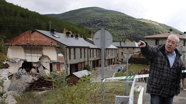 Sin casa seis meses después de una riada