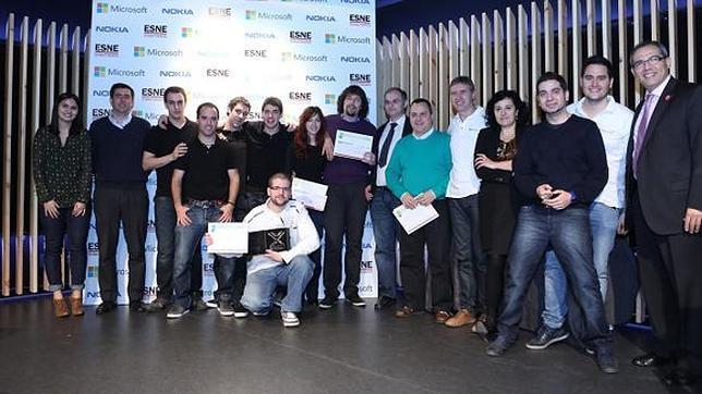 La realidad aumentada 3D y detección de señales cerebrales representa a España en la Imagine Cup