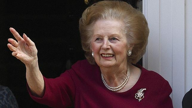 Muere a los 87 años la exprimera ministra Margaret Thatcher de un derrame cerebral