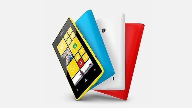 Nokia Lumia 520, desde 0 euros con Vodafone