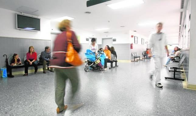 Los recortes del SAS dejan los paritorios con un solo anestesista