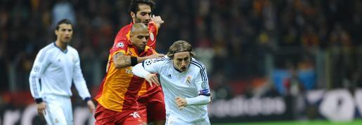 En vivo: Galatasaray-Real Madrid