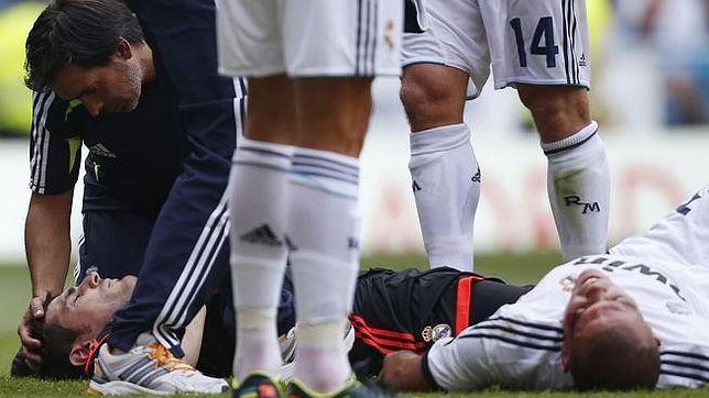 El desconocido riesgo a largo plazo de las conmociones cerebrales para los futbolistas
