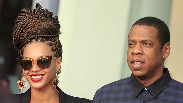 Beyoncé y Jay-Z en su visita a Cuba