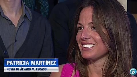 La exnovia de Escassi: «Él lo niega, pero tiene una química especial con Sonia Ferrer»