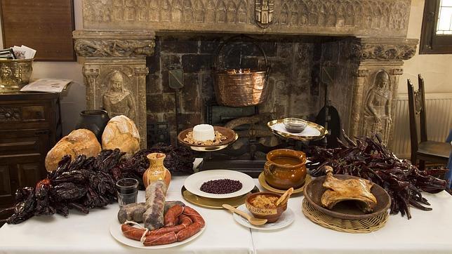 Productos típicos de la gastronomía burgalesa
