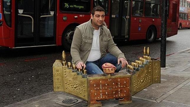 El limpiabotas turco que venció al consulado británico
