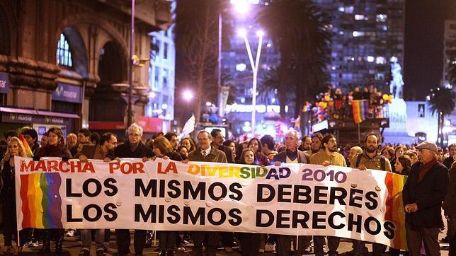 Ley del matrimonio homosexual en argentina