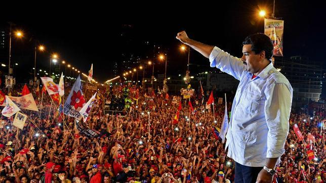 Nicolás Maduro, el doble de Chávez