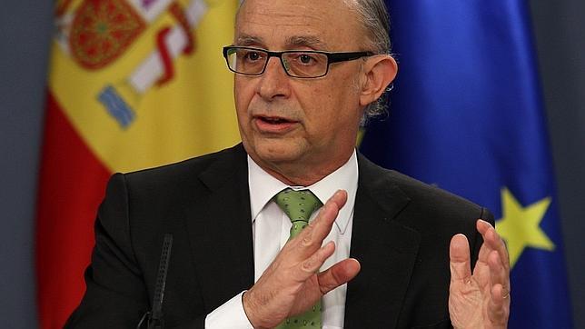 El Gobierno no va a reducir ninguna paga extra a los empleados públicos en 2013