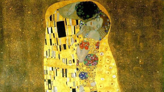 Besos para celebrar el Día Mundial del Beso.... The-kiss-klimt--644x362