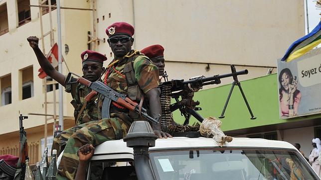 Más de 2.000 niños y niñas, reclutados como soldados en República Centroafricana