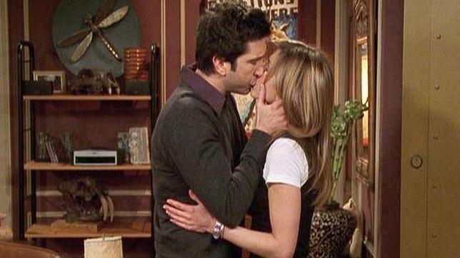 La serie «Friends» termina con Rachel y Ross juntos