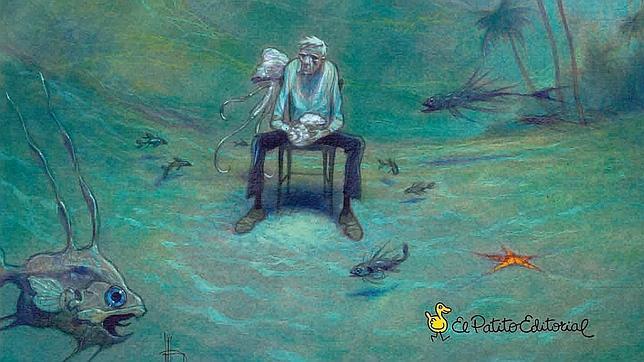«Ardalén», de Miguelanxo Prado, premio a la mejor obra de autor español en el Salón Internacional del Cómic