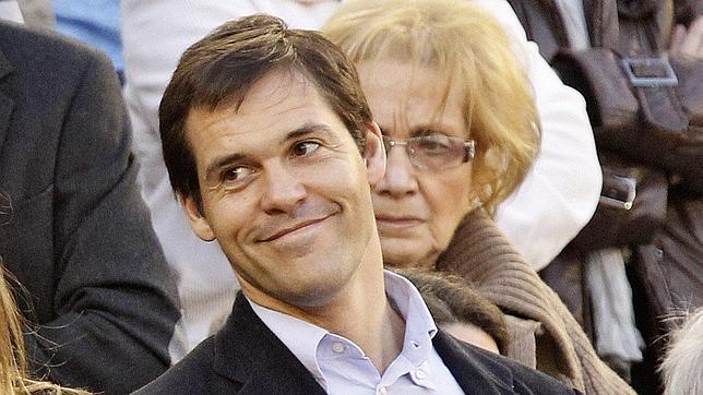 Luis Alfonso de Borbón es un gran aficionado al deporte