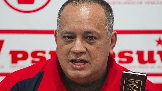 Diosdado Cabello pide a España que «se ocupe de sus propios problemas, que tiene muchos»