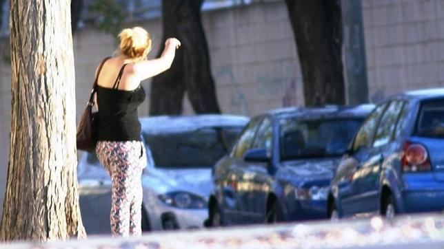 calle prostitutas madrid series prostitutas