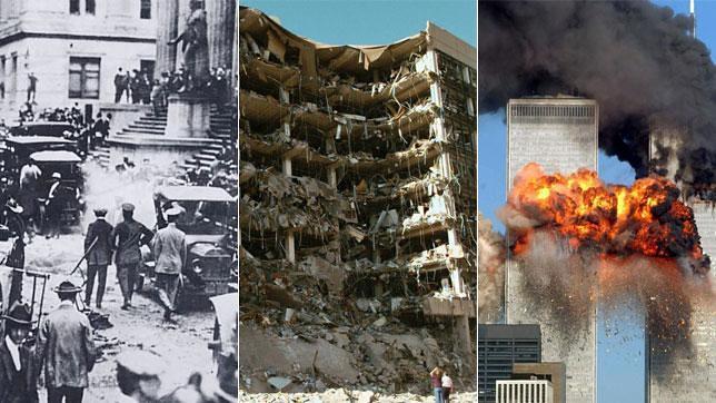Fantasmas de terrorismo são agitados novamente em os EUA