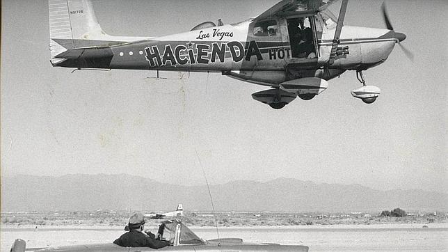 La avioneta que estuvo 66 días sin tocar tierra