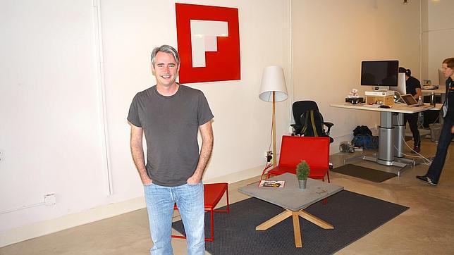 Mike McCue, CEO de Flipboard: «No somos la competencia de los medios tradicionales»