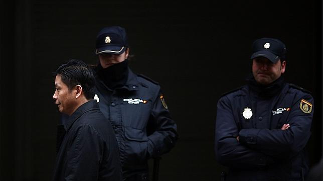 Gao Ping, su mujer y el resto del núcleo duro de la mafia china, en prisión