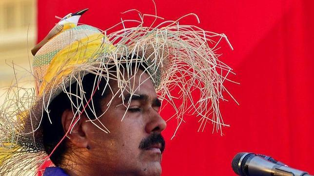 El «pajarito» que encarna el espíritu de Chávez, según Maduro, es un pito güé