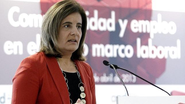 Báñez: «Trabajamos para que el talento huido por la crisis vuelva cuanto antes»