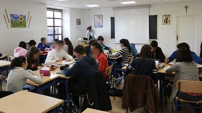 El Colegio Jesús y María de Valladolid es uno de los centros educativos de la Comunidad que ya está desarrollando actuaciones que detecten y potencien el talento de sus alumnos