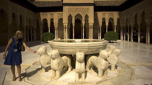 La Alhambra subirá en 2014 el precio de su entrada de 13 a 14 euros