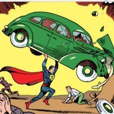 Cuando Superman no era el chico bueno y combatía desahucios
